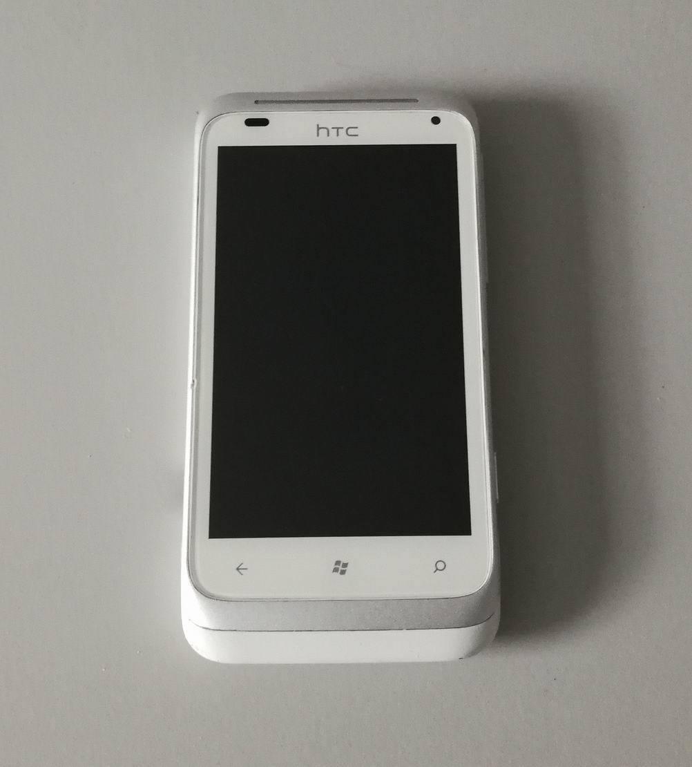 HTC Radar Silber-Weiss