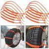 10pcs Universal Car Truck Snow Anti-skid Wheel Tire Chains Tyre Width 175-295