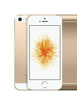 Apple iPhone SE -64GB Gold -Brand New Sealed + 1Year Apple India Warranty