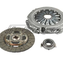 Toyota Yaris Trd Turbo Kit Review All New Kijang Innova 2016 For 1 4 D4d Diesel Clutch Cover Disc Bearing