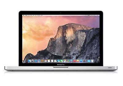 """Apple Macbook PRO 13"""" 9,2 - A1278 - 13.3"""" Intel I5 2,5Ghz 4GB 500GB HDD 1. Wahl"""