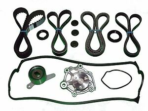 Timing-Belt-Water-Pump-Kit-Seals-Valve-Cover-Gasket-Set