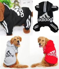 Puppy Small & Large Pet Dog Winter Apparel Clothes Jacket ...