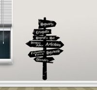 Harry Potter Wall Decal   eBay