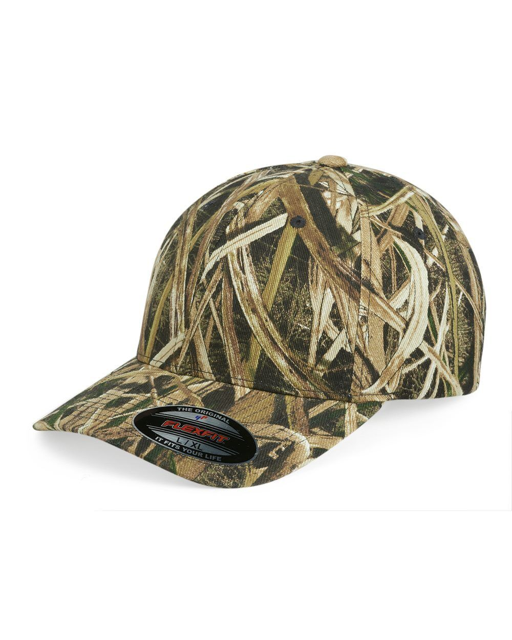FLEXFIT Mossy Oak Infinity Camo Hats NEW Fitted Camouflage Cap SM LXL 2XL 6999  eBay