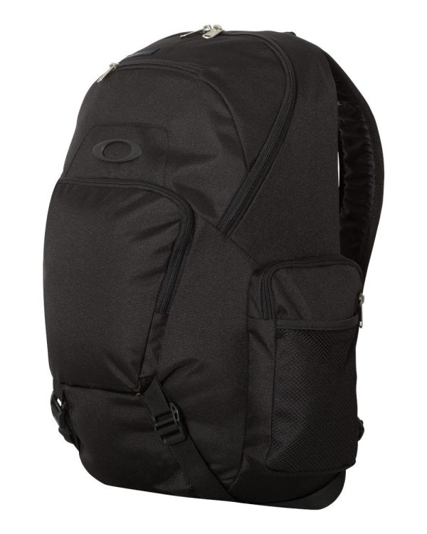 Brand Authentic Oakley Blade Backpack - Black Red