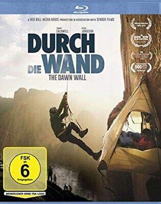 Durch die Wand - The Dawn Wall - Blu Ray