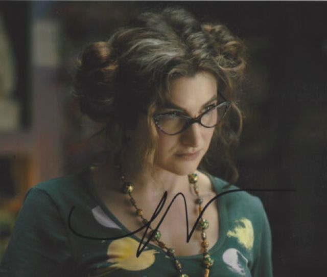 Kathryn Hahn Autographs For Sale By Racc Trusted Sellers Real
