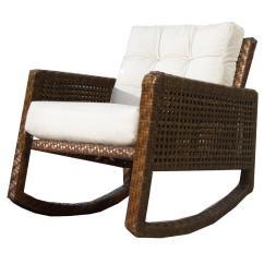Wicker Rocking Chairs Michigan Chair Company Bentwood Ebay