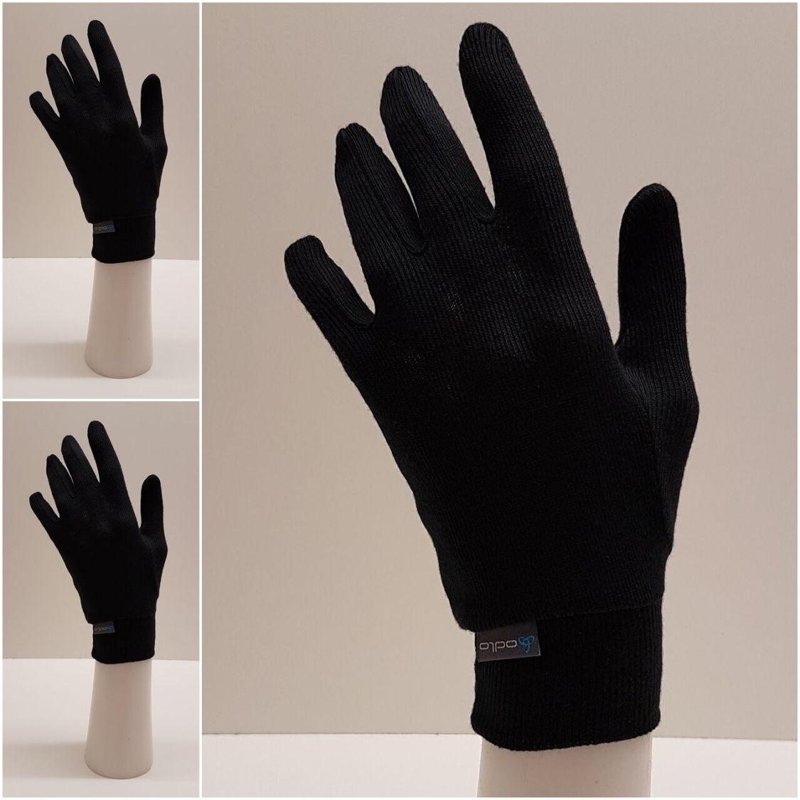 odlo Light Handschuhe Unterziehhandschuhe Fingerhandschuhe Gloves O