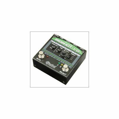 Radial Tonebone Bigshot I/O - Instrumenten-Umschalter