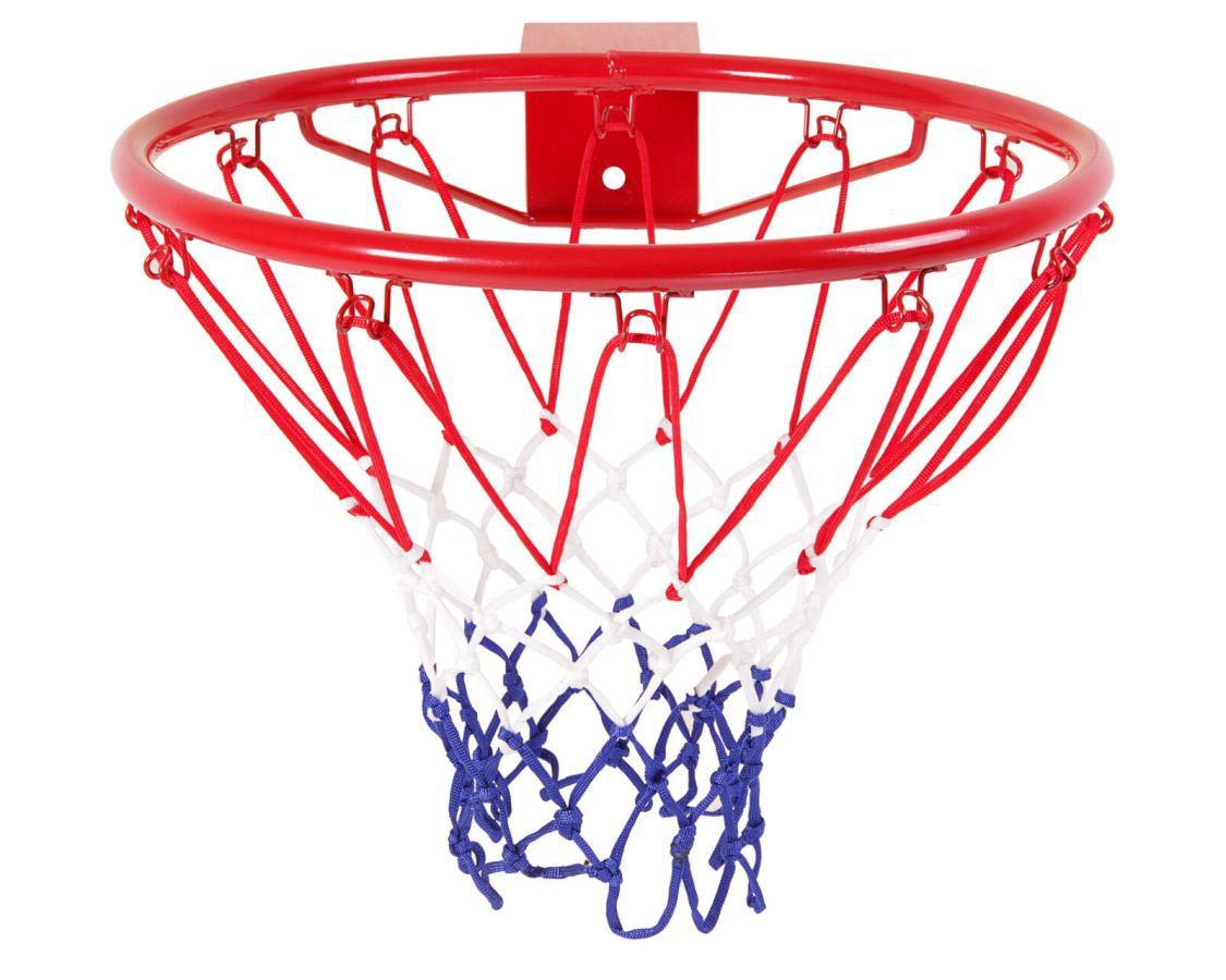 Ondis24 Basketballkorb für Kinder Ø 43 cm Netz Basketballring Outdoor-Spielzeug