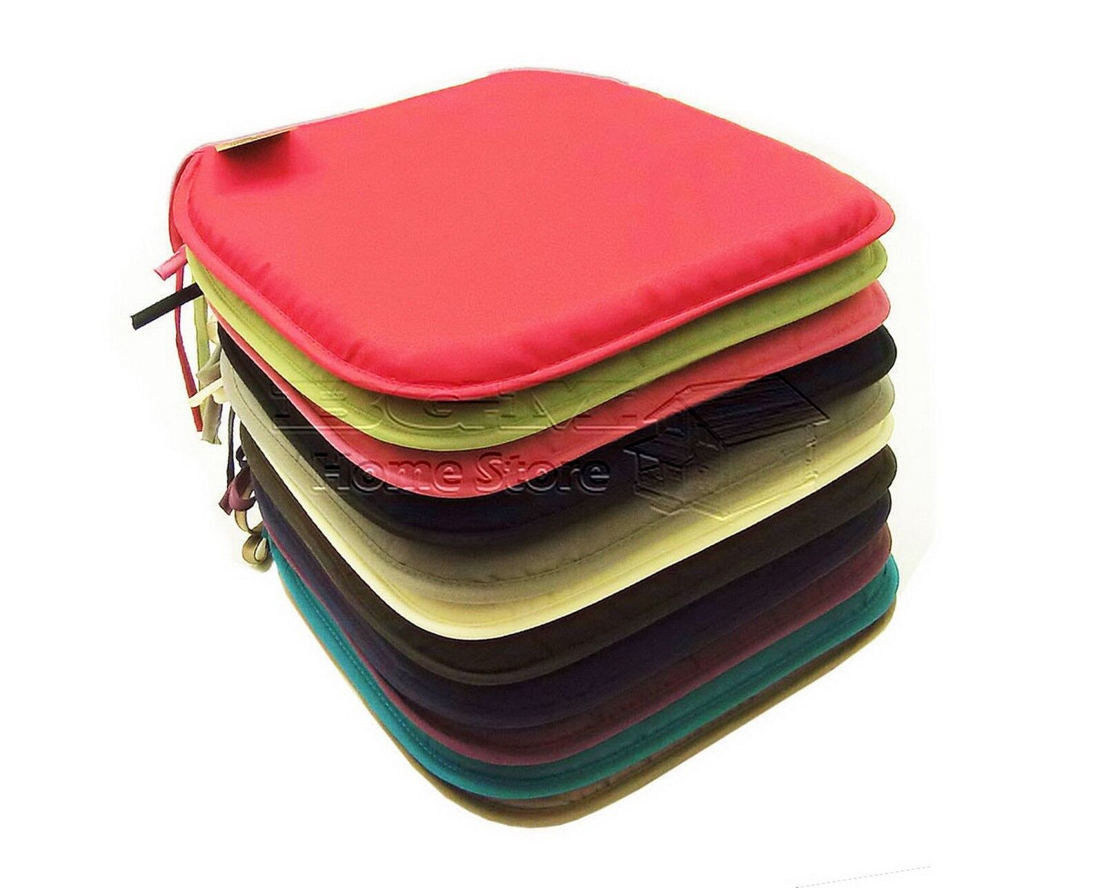 foam cushion inserts for chairs ikea dining chair covers canada luxury tie on removable seat pads
