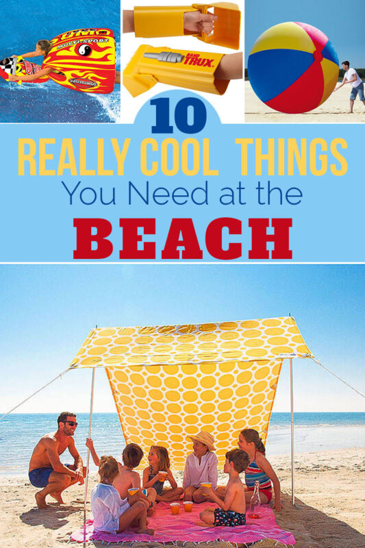 10 Really Cool Things You Need at the Beach  eBay