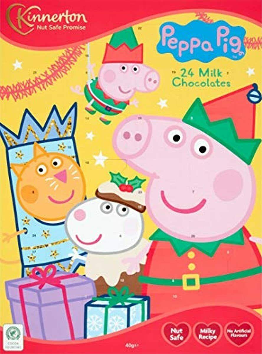 Calendrier De L'avent Peppa Pig : calendrier, l'avent, peppa, Peppa, Calendrier, L'Avent