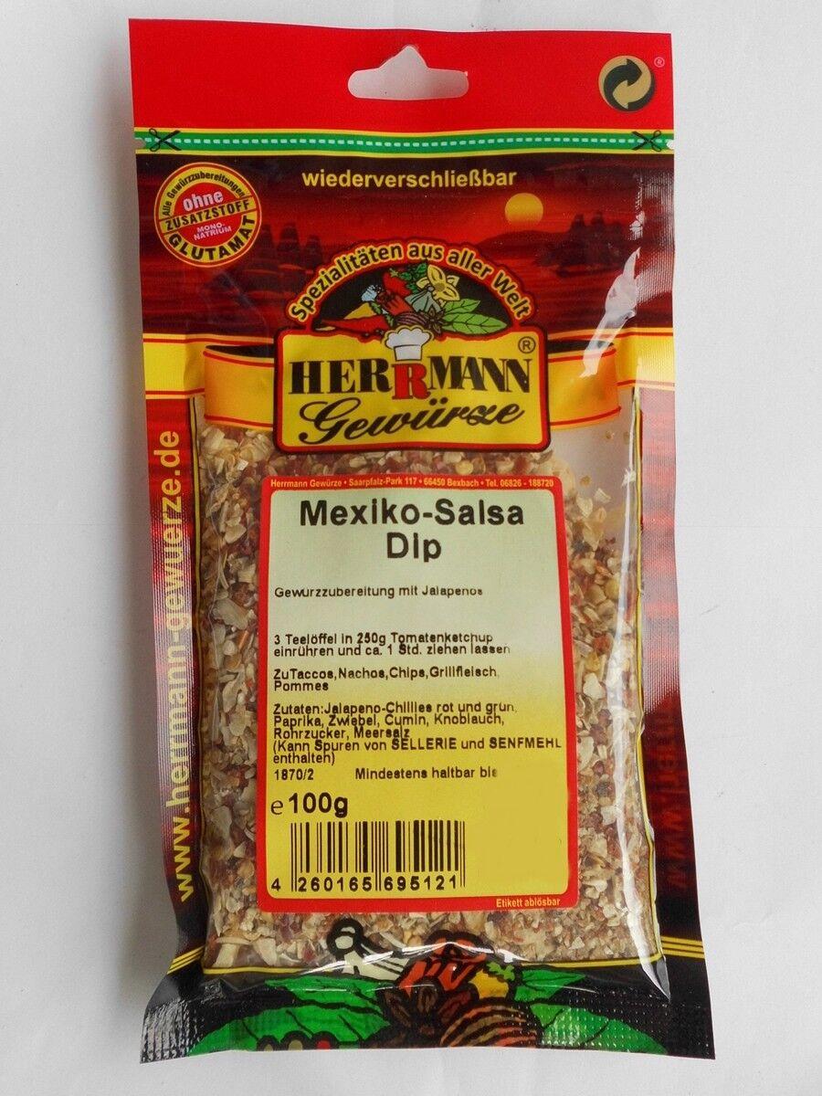Mexiko Salsa Dip  Gewürzzubereitung, 100g