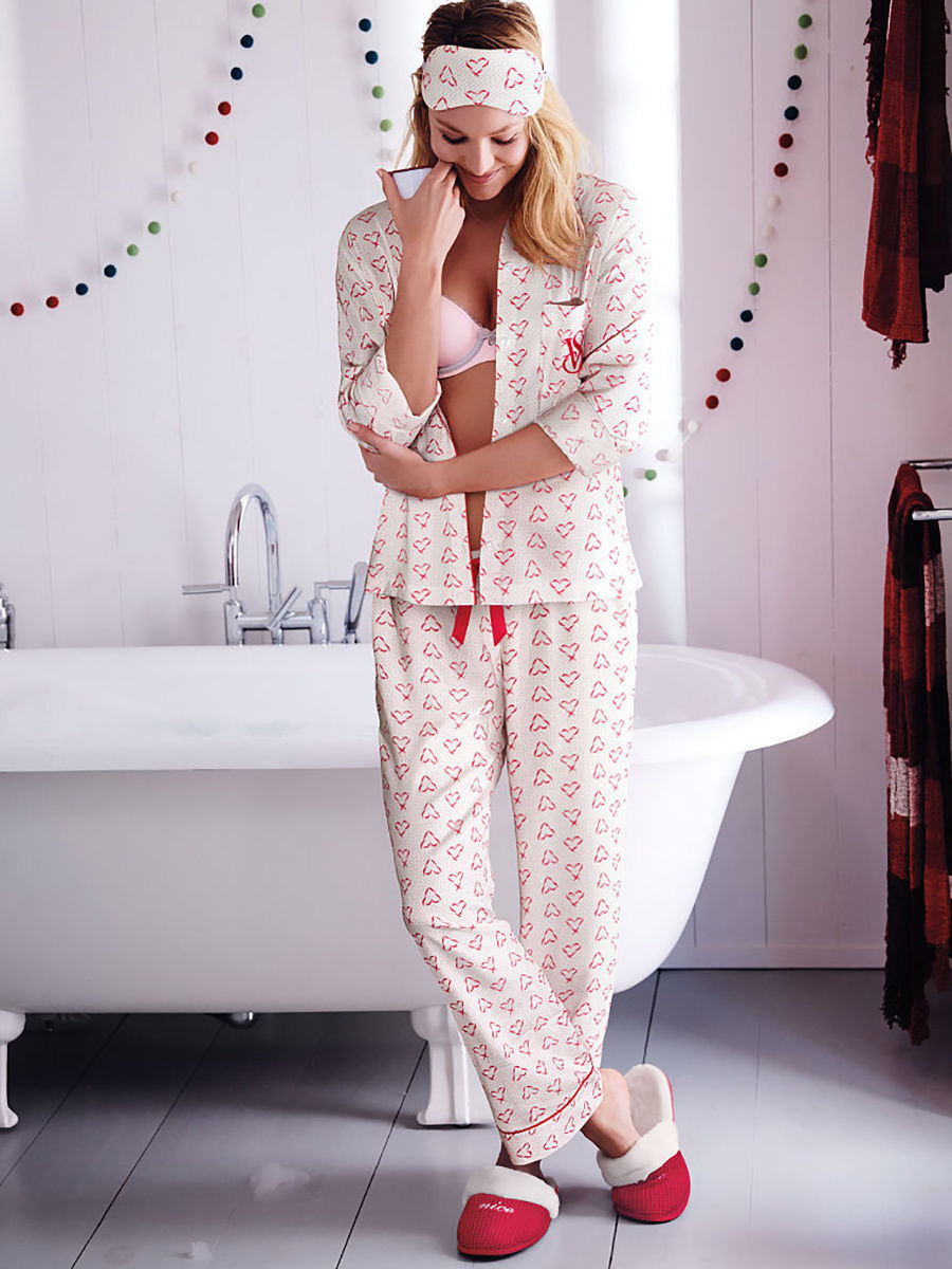 17 Cute Pajamas To Wear This Valentines Day EBay