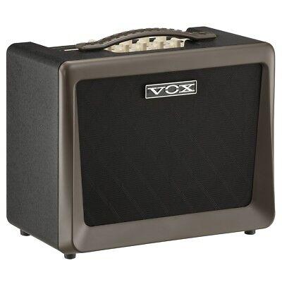 Vox VX50AG 50W Compact Amplifier for Acoustic Guitar (RRP £275) Pre Order