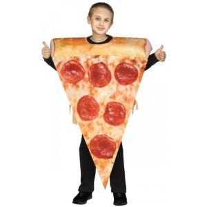 Pizza Slice Costume Halloween Fancy Dress