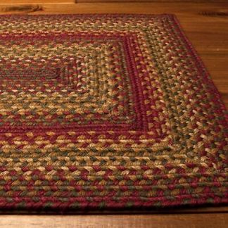 Cider Barn Jute Braided Rugs by HomeSpice Decor