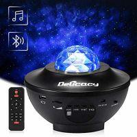 LED Projektor Sternenhimmel Lampe mit Fernbedienung Starry ...