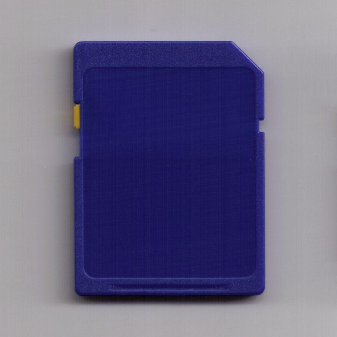 SD Karte 2 GB Speicherkarte