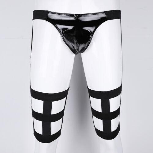 Long Penis Pouch Sheath Underwear Mens Pantyhose Stretch