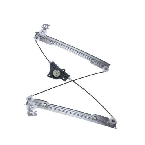 2x Power Window Regulator w/o Motor Front LH & RH for