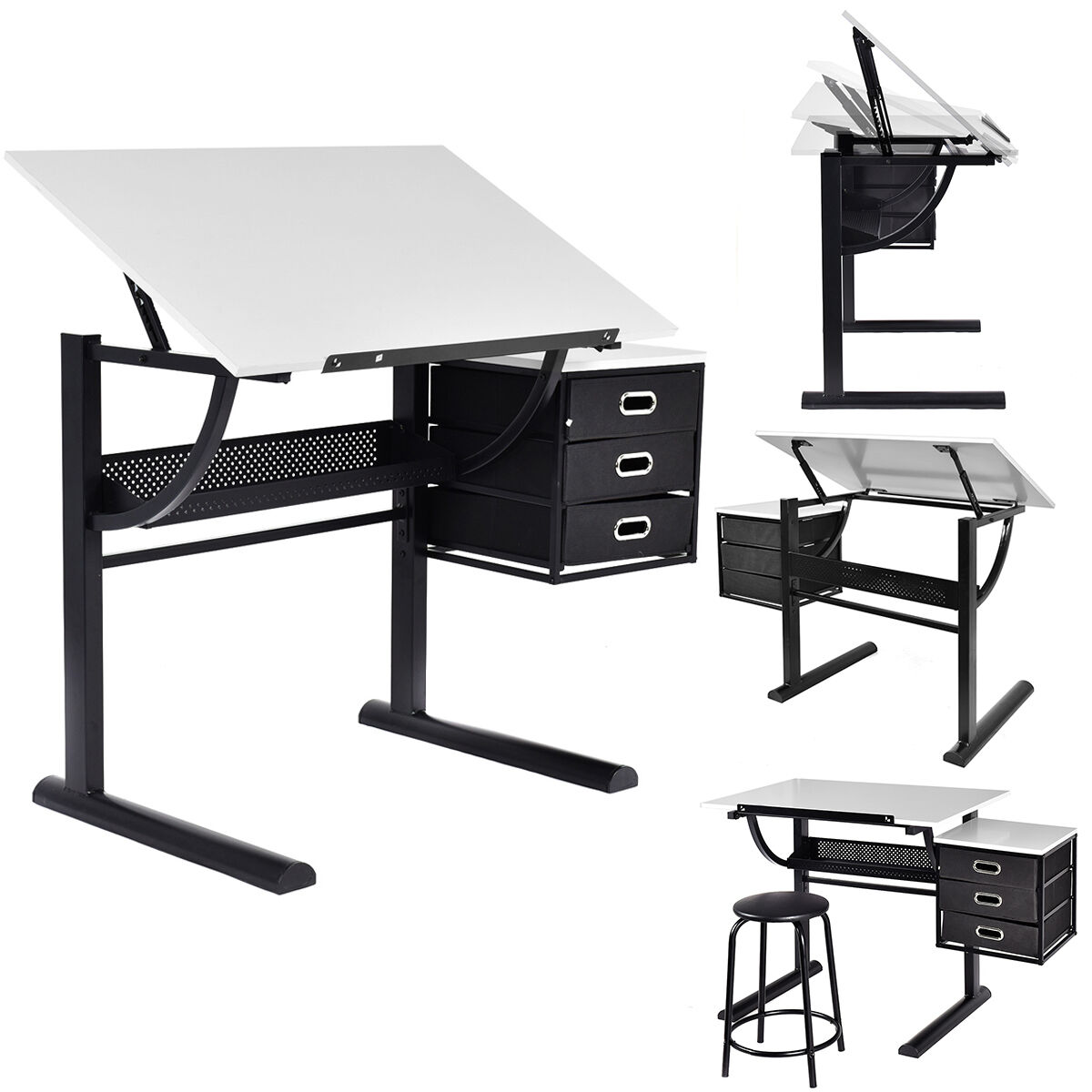 Drafting Table Art and Craft Drawing Desk Art Hobby