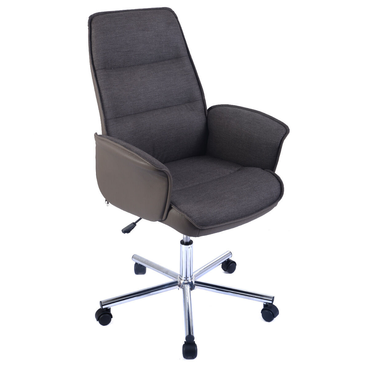 desk chair high back covers ikea brown adjustable accent office computer task