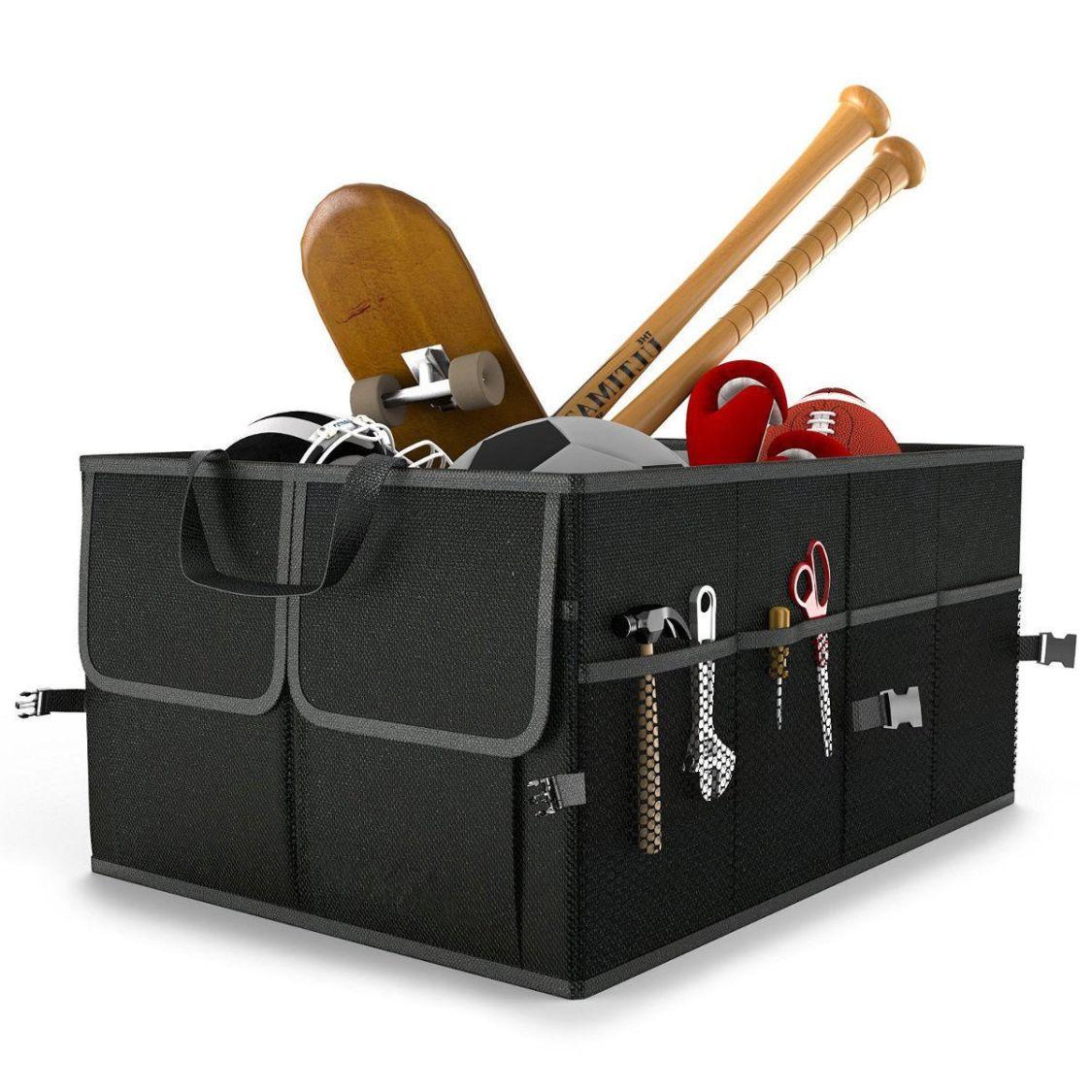 Autotasche Kofferraum Organizer Kofferraumtasche Storage Bag Case Box aus DE
