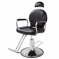 Easy Chairs With Integral Footrest Viking Chair Design New Reclining Hydraulic Barber Salon Styling Beauty