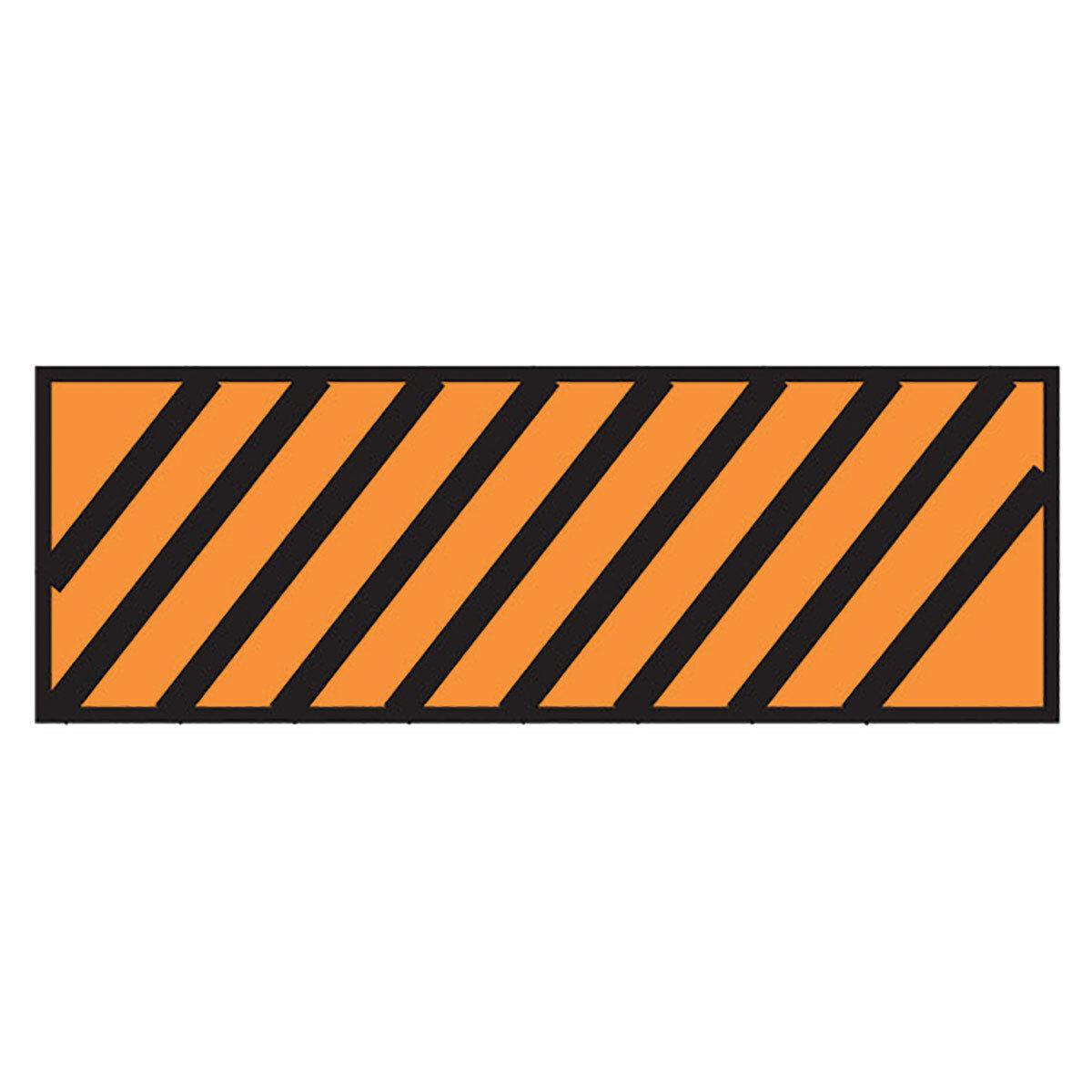 Surgical Instrument Identification Sheet Tape Diagonal
