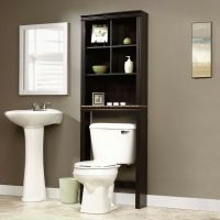 Bathroom Cabinet Over Toilet Shelf Space Saver Storage