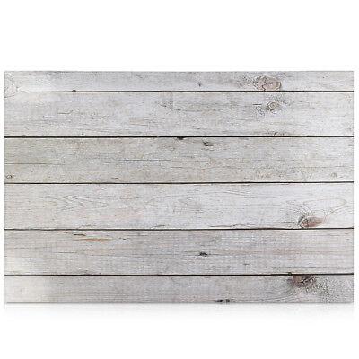 Magnetpinnwand Memoboard 60x40cm Notiztafel Wooden Plank Design abwaschbar