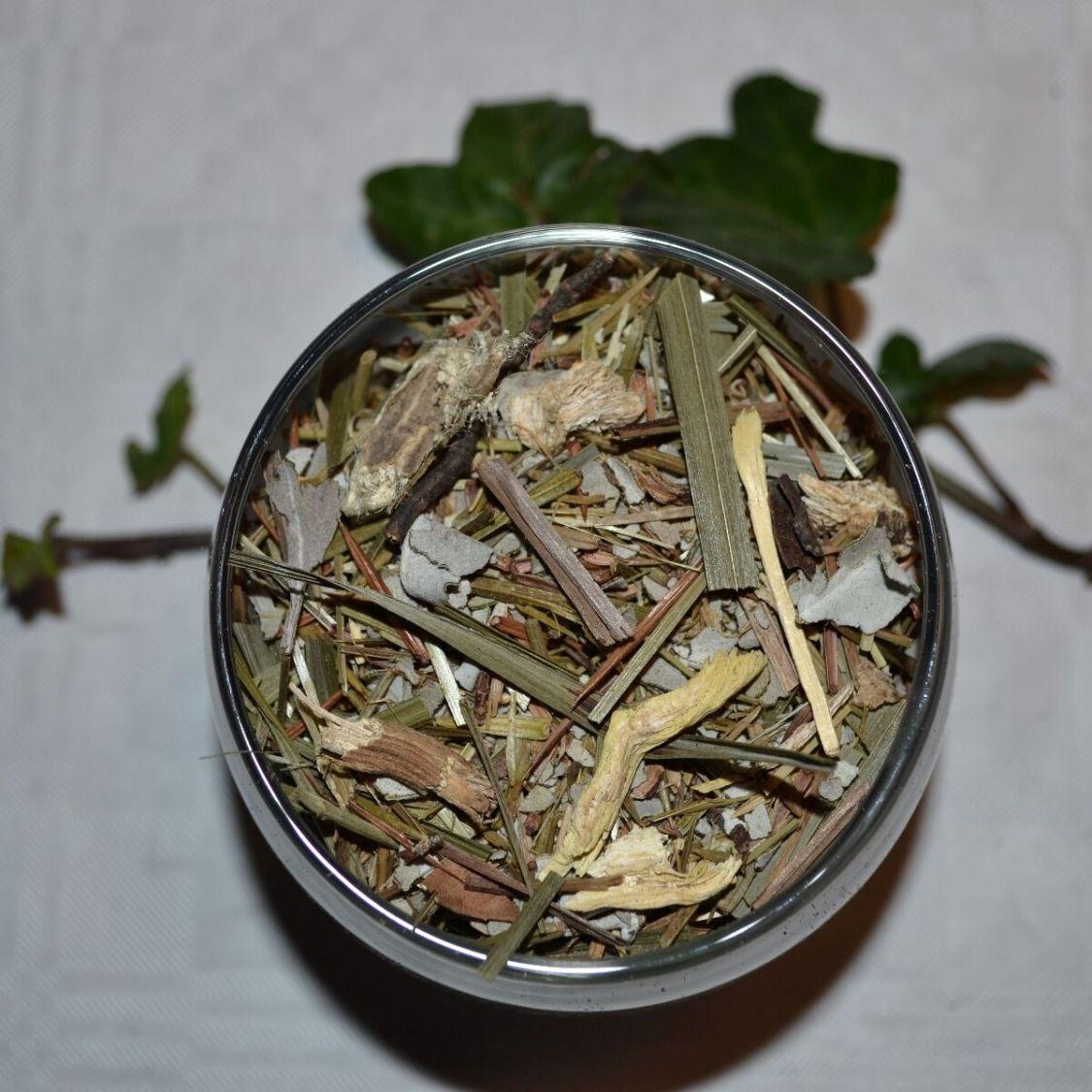 € 35/100g HAUSREINIGUNG Räuchermischung 10 g Räucherwerk Weihrauch weißer Salbei