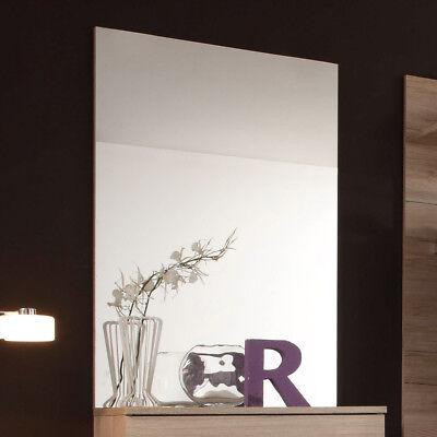 Spiegel Linate Wandspiegel Garderobenspiegel Garderobe Flurmöbel Diele 65x98 cm
