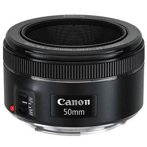 Canon EF 50 mm F/1.8 EF STM für Canon - schwarz