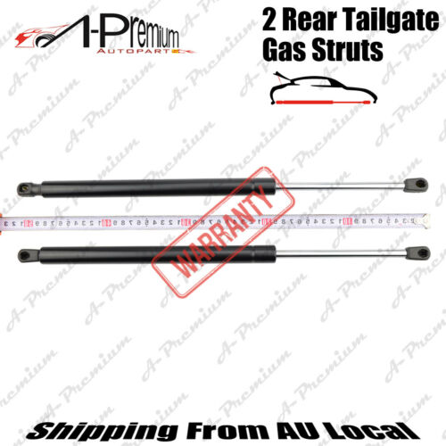 A-Premium Tailgate +Window Gas Struts for Nissan