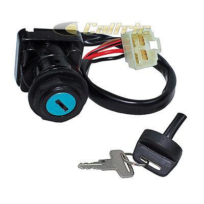 Atv Key Switch Wiring Diagram Ignition Key Switch Fits Polaris Sportsman 500 Rse 1999