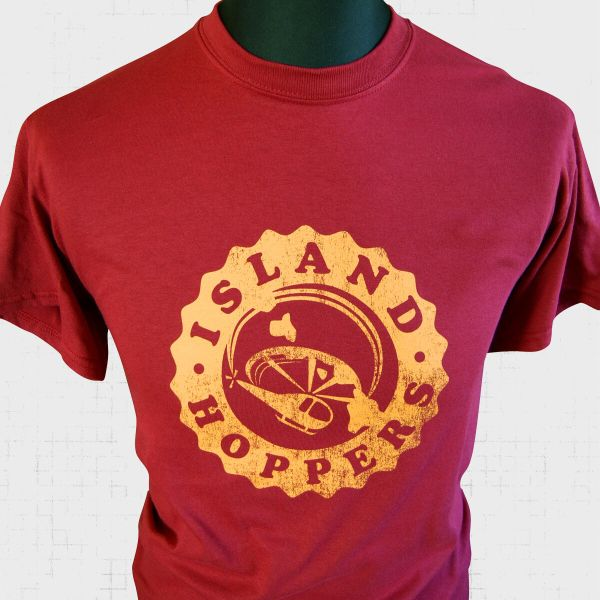 2769fd840 Island Hoppers Magnum Pi Shirt - Year of Clean Water