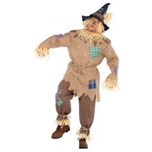 Scarecrow Costume Adult Halloween Fancy Dress