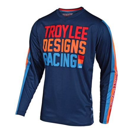 maglia motocross enduro GP Air Premix 86 Troy Lee Designs