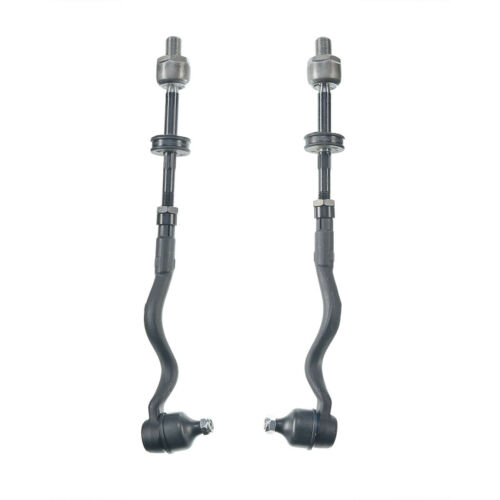 A-Premium 2x Front Tie Rod End Assembly for Bmw 318I 323Is