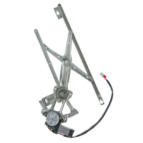 A-Premium 2x Front Right Window Regulator W/Motor for
