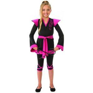 Ninja Girl Costume Halloween Fancy Dress