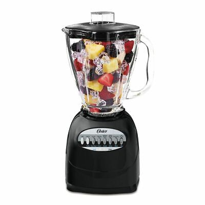 BRAND NEW Oster Blender 10 Speed 700W with 6 Cup Jar 006706 Black