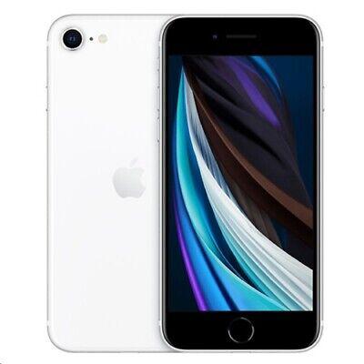 NUEVO 100%-Apple iPhone SE 2020, Dual SIM, 64GB, Desbloqueado,- Blanco
