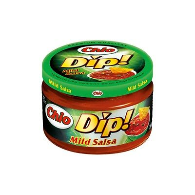 Chio Dip! Mild Salsa 6x 200ml 1x6-er Pack
