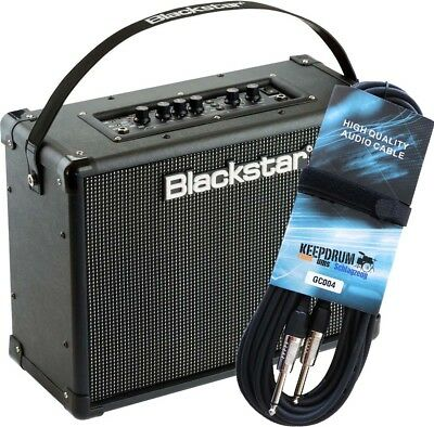 Blackstar Id Core 40 Stereo Combo Guitar Amplifier+Guitar Cable
